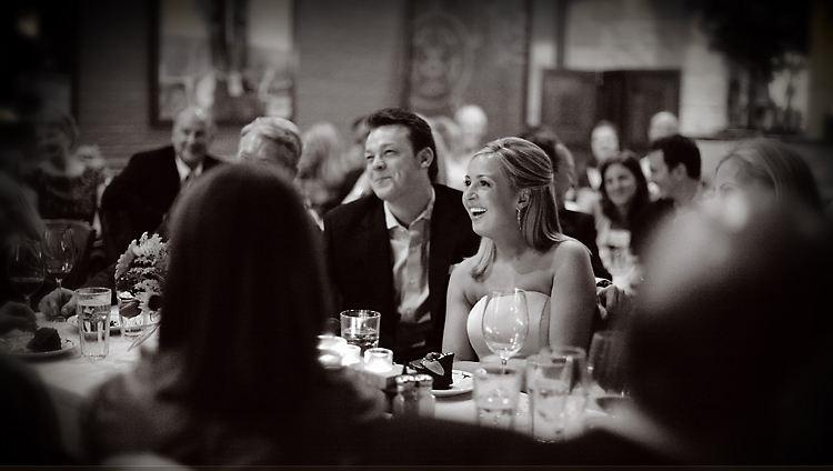 Como tornar a refeição do casamento divertida