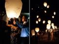 Balões Tailandeses