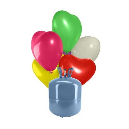 Hélio – Enchimento de Balões